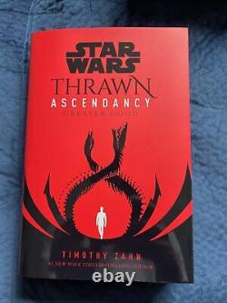Star WarsThrawn Collection. All 5 Canon books (Hardcover, 2021) Brand NEW