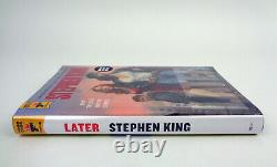 Stephen King Brand New Later Limited Collector's Edition /2500 Hardcover Book