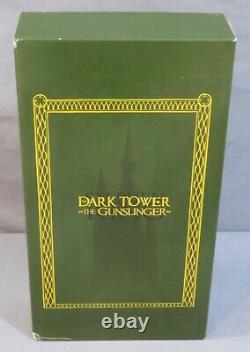 Stephen King THE DARK TOWER GUNSLINGER Omnibus + Companion BRAND NEW Marvel