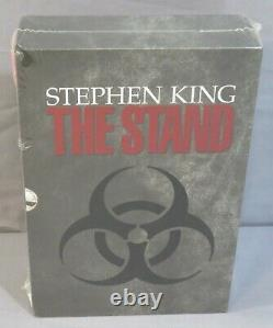 Stephen King THE STAND Omnibus withCompanion Hardcover BRAND NEW Marvel Comics