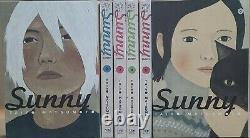 Sunny Vol 1 6 Hard Cover English Manga Graphic Novels Brand New Lot