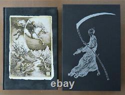 TERRY PRATCHETT Mort Folio Society Brand New