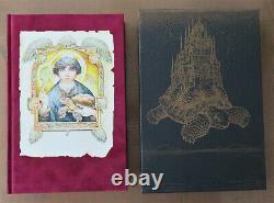TERRY PRATCHETT Small Gods Folio Society Brand New