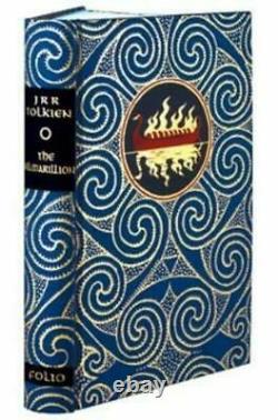 THE SILMARILLION Tolkien FOLIO SOCIETY SLIPCASED GIFT EDITION BRAND NEW