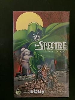 THE SPECTRE Wrath of The Spectre OMNIBUS Hardcover DC HC BRAND NEW NM