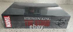 THE STAND OMNIBUS withCompanion by Stephen King BRAND NEW, FACTORY SEALED