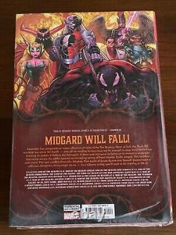 THE WAR OF REALMS OMNIBUS by Jason Aaron BRAND NEW, FACTORY SEALED