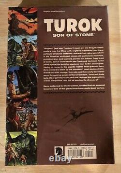 TUROK SON OF STONE ARCHIVES VOL 1 Dark Horse Hardcover HC BRAND NEW SEALED RARE
