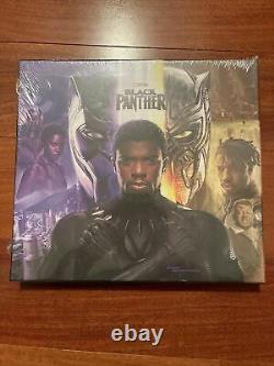 The Art Of Marvel Studios Black Panther BRAND NEW