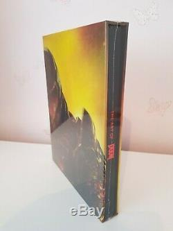 The Art of Doom Limited Edition Hardcover (Brand New, Sealed)