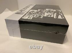 The Art of Metal Gear Solid Book I-IV 1-4 Brand New Sealed Dark Horse Shinkawa