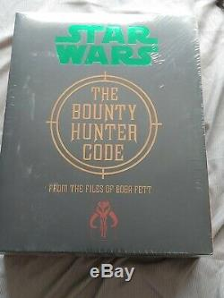 The Bounty Hunter Code From the Files of Boba Fett by Jason Fry Brand New