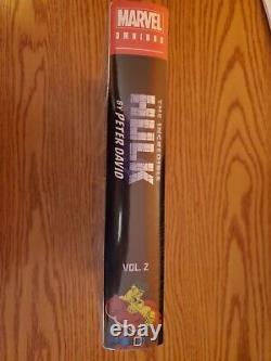 The Incredible Hulk By Peter David Omnibus Volume 2 DM Brand New OOP Marvel