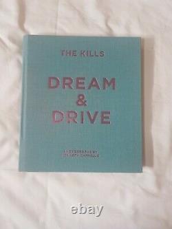 The Kills Dream and Drive Photo Book Hardcover Rare Brand New