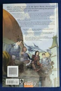 The Legend of Korra Turf Wars Library Edition BRAND NEW