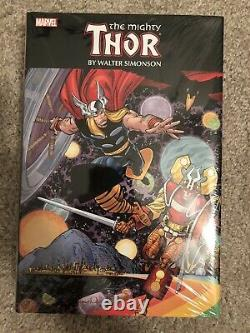 The Mighty Thor Omnibus BRAND NEWithSEALED New Printing (Walter Simonson) Marvel