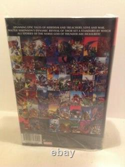 The Mighty Thor Omnibus by Walter Simonson Brand New & Sealed