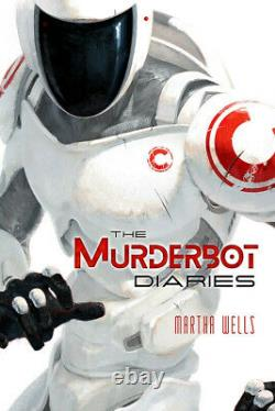 The Murderbot Diaries Subterranean Press SIGNED, SOLD OUT, BRAND NEW