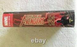 The New Avengers Omnibus Vol. 1 by Bendis Brand New and Factory Sealed
