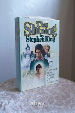 The Shining (Hardcover First Edition) Stephen King BRAND NEW Factory Sealed