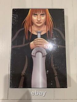 The Sword Complete Collected Deluxe Hardcover (Brand New Sealed)