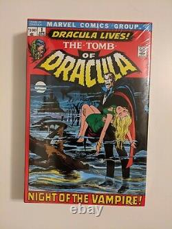 The Tomb Of Dracula Omnibus Vol 1 Marvel Comics Brand NEW (Sealed). Rare. OOP