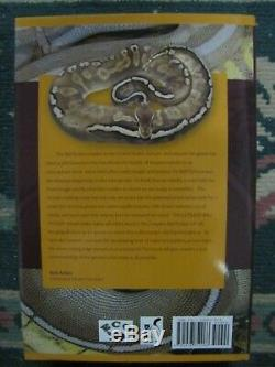 The Ultimate Ball Python Morph Maker Guide by McCurley Hardback with DJ Brand new