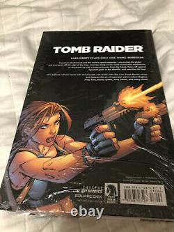 Tomb Raider Archives volume 2 Brand NewithSealed