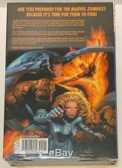 Ultimate Fantastic Four Complete Hardcover Set 1 2 3 4 5 6 Brand New Sealed