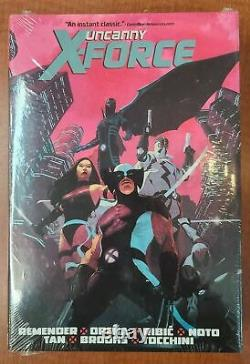Uncanny X-Force Omnibus by Remender HC Brand New Sealed Out Of Print