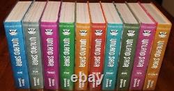 Vinland Saga Hard Cover 10 Volumes English Manga Graphic Novels Brand New Lot