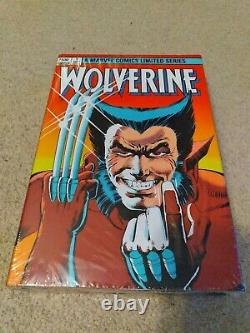 WOLVERINE OMNIBUS VOLUME 1 Marvel Hardcover Brand New & Sealed