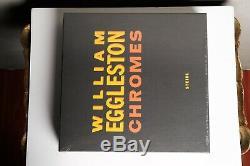 William Eggleston Chromes (2011, Hardcover) Steidl Brand New