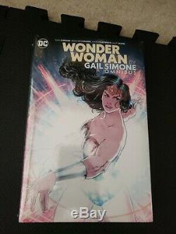 Wonder Woman by Gail Simone Omnibus (Hardcover, Sealed) Brand New DC Comics hc