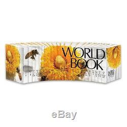 World Book Encyclopedia Set, 2015 Edition. Brand New