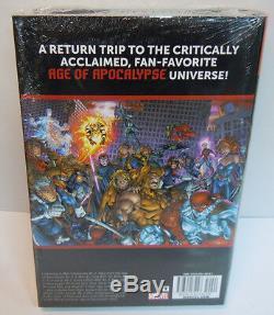 X-Men Age of Apocalypse Companion Omnibus Marvel Brand New Factory Sealed