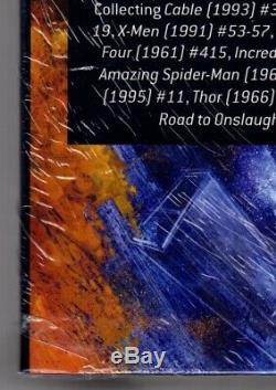 X-Men & Avengers Onslaught Omnibus HC Hardcover Brand New Sealed Marvel Comic