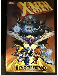 X-Men Inferno Omnibus, HC, 1st printing, Brand New