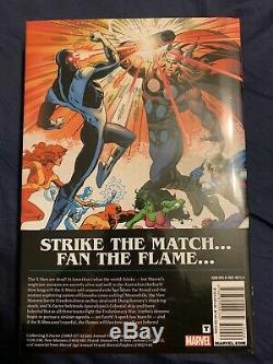 X-Men Inferno Prologue Omnibus OHC. Brand New! Sealed