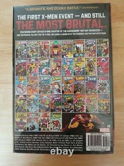 X-Men Mutant Massacre Omnibus Brand New and Sealed Hardcover OHC