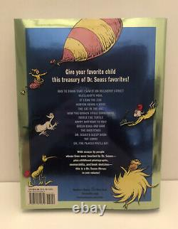 Your Favorite Dr. Seuss Collection BRAND NEW DISCONTINUED/BANNED Hard Cover